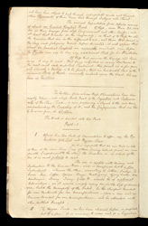 Fair Minutes Of The Committee For The Abolition Of The Slave Trade f. 4v